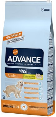 Advance Adult Maxi Chicken/Rice фото