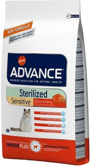 Advance Sterilized Sensitive Salmon/Barley фото