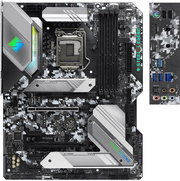 ASRock Z490 Steel Legend фото