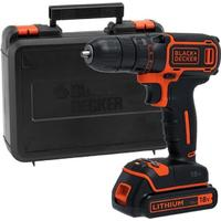 Black & Decker BDCDD186K1B-QW